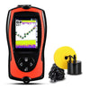 Wireless Smart Fish Finder-Handheld LCD Display