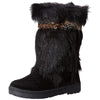 Suede Synthetic sole Women Boot