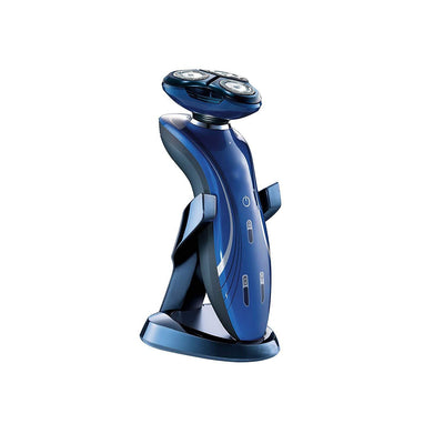 Electric Shaver With Dual Precision Heads