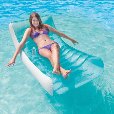 Inflatable Lounge Pool Floating Raft