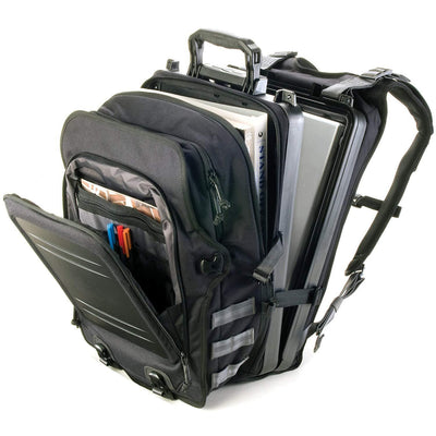 Backpack With Laptop Storage(Black)