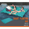 Inflatable Floating Water Platform Pad