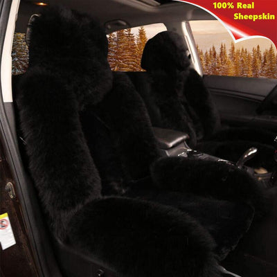 Winter Warm Seat Cushion Cover Fits Most Car