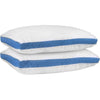 Set of Quality Bed Pillows Side Back Sleepers