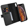 Detachable Wallet Case Compatible with iPhone Xs Max