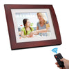 Imitation Wood Grain Digital Photo Frame