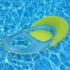 Deluxe Inflatable Mesh Floating Chaise Lounger