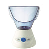 Facial Sauna with Timer,Blue/Cream