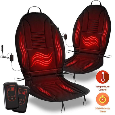 Car Heated Seat Cover for Cold Weather