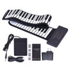 Silicon 88 Keys Hand Roll Up Electronic Piano