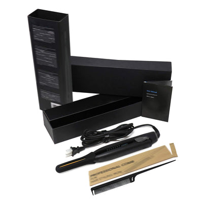 Thin Flat Iron Ceramic Hair Straightener