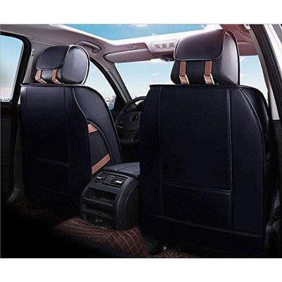 Adjustable Auto Seat Cushions with Waist Headrest Pillows