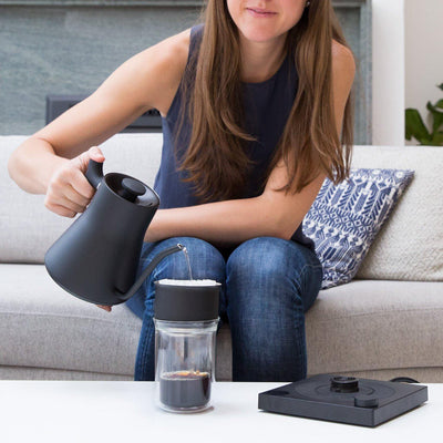 Electric Pour-over Kettle For Coffee and Tea