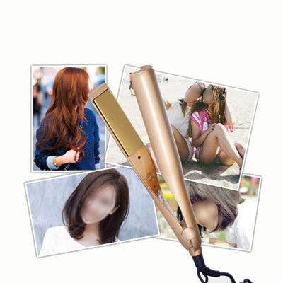 New ladies Straight Hair Artifact-Five-Speed Temperature