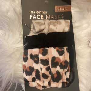 Kit-sch Face Mask Pack of 3