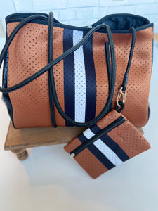 Neoprene Bag - Copper/Black