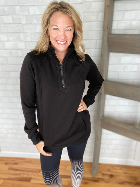 Janet Tunic-Black