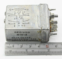 Relay Magnetic Switch 670 GEC/UD3 M1513 5D/2211 5D/6407918 RAF Vintage Aircraft
