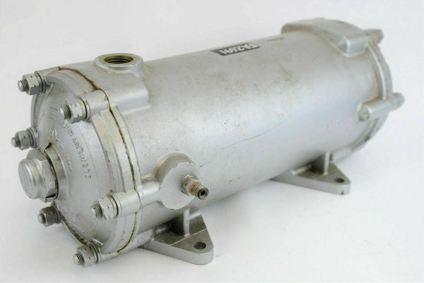 Tecalemit Oil Filter Assembly FA2691 RAF Vintage Aircraft Spare Part Steampunk