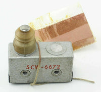 Burgess Contact Micro Limit Switch 5CW/6672 MS/5750 EE Canberra RAF Aircraft