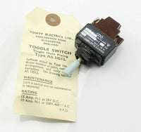 Toggle Switch D.P. 2 Position 5CW/9256 AS.10512 Avro Vulcan Dowty RAF Aircraft