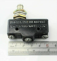 Switch Push Position Limit Plunger BZ-2RQ1/A2 10F/19271 Honeywell RAF Aircraft