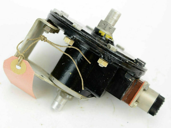 5CW/5133 Pressure Switch FGW/A/2 RAF Vintage Aircraft Spare Part Steampunk