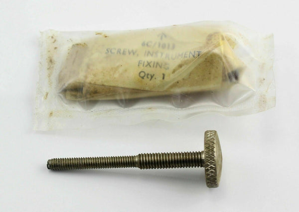 Instrument Fixing Screw 6C/1013 RAF Vintage Aircraft Spare