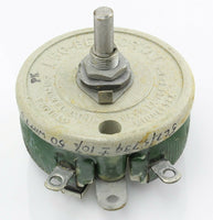 Potentiometer Variable Resistor 5CW/5739 10 Ohm 2.24A 50W Bercostat L50 Vintage