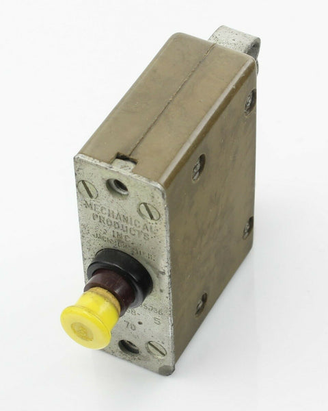 Circuit Breaker 49B6768-5 Mechanical Products Ex-RAF Vintage Aircraft Part