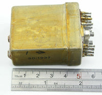 Relay 5D/1937 Royal Air Force Air Ministry MOD Vintage Aircraft Spare Part M1526