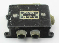 Distribution Box 5CZ/4367 CT/11R/1259 RAF Vintage Aircraft Spare 1954