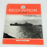 Joint Services Recognition Journal Vol 13 February 1958 No. 2