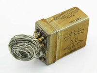 Magnetic Relay Type SM5-H6 M1079 10F/Z530026 GEC RAF Vintage Aircraft Spare