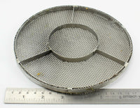 Filter Casing Assembly Mesh 5UE/6209 EXS.6069 Metal RAF Vintage Aircraft Part