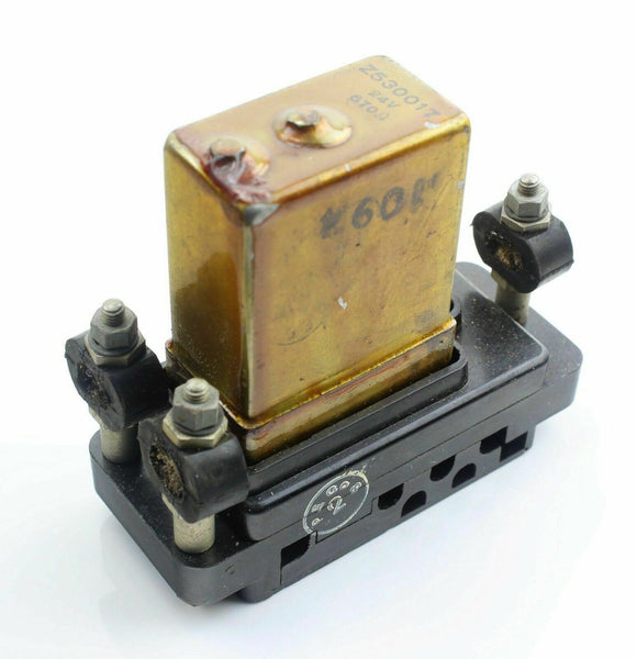 Magnetic Switch 5CW/5699 GEC 24V 670 Ohm Z530017 RAF Vintage Aircraft Spare