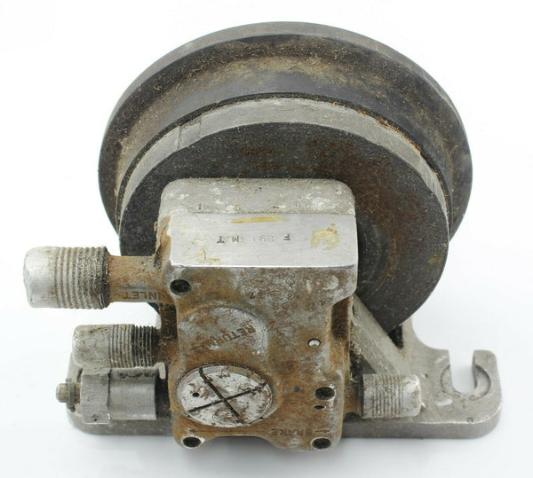 Maxaret Anti Skid Unit Dunlop AC11524 LAM Brake ABS Ex-RAF Vintage Aircraft Part