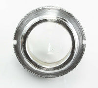 Lens Bullseye Clear Domed Clear ~28mm 6210-99-199-8306 Glass RAF Aircraft Part
