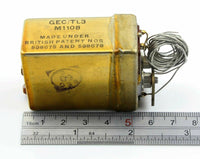 Magnetic Relay Type 1273 10F/17215 M1108 RAF Radio Vintage Aircraft Spare