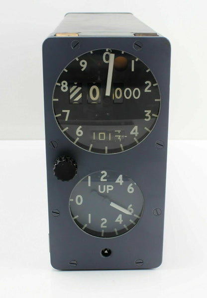 Height & Rate Climb Indicator Altimeter Blackburn Buccaneer 0104KHB01 6TD0285005