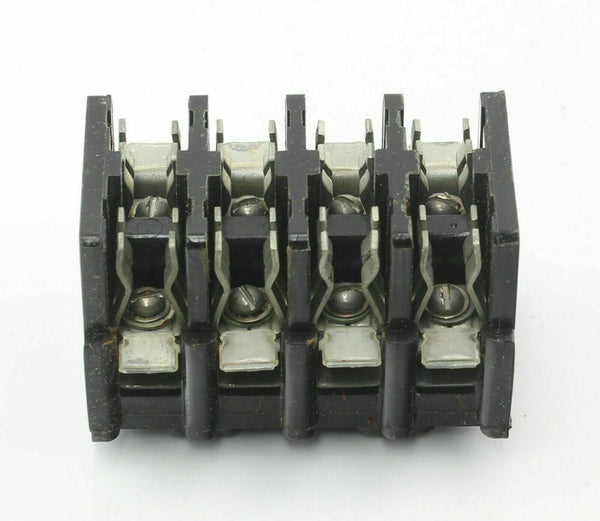 Fuse Holder 4 Way 5X/6607 5X/4491482 CZ.73898 EE Lightning RAF Vintage Aircraft