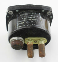Airspeed Switch E-12A-10A-302 6A/5417 Mk.1.Q 28V Instrument RAF Vintage Aircraft
