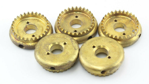 5x Crown Wheel 28 Teeth FG.1128 6AA/2868 Cog RAF Vintage Aircraft Part