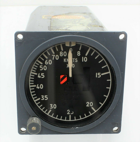 Combined Speed Indicator Gauge 6TG/6610-99-117-9145 Airspeed SEPECAT Jaguar RAF