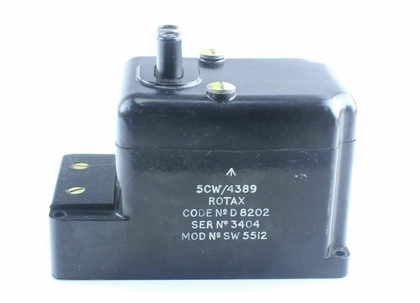 Magnetic Switch Rotax 5CW/4389 D8202 RAF Vintage Aircraft Spare