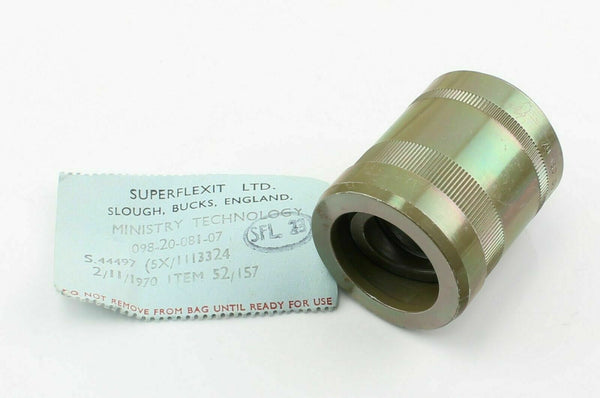 Socket Surround Sleeve 098-20-081-07 S.44497 5X/1113324 Superflexit RAF Aircraft