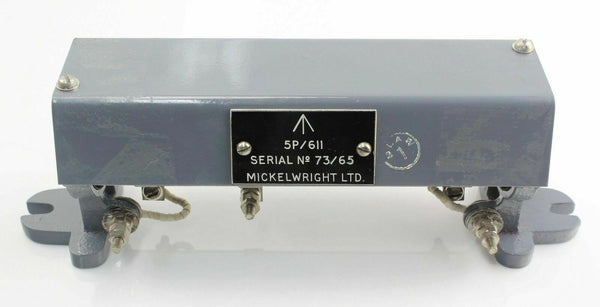 Resistor Resistances 3000 Ohms With Sliding Link Bar 5P/611 Mickelwright RAF