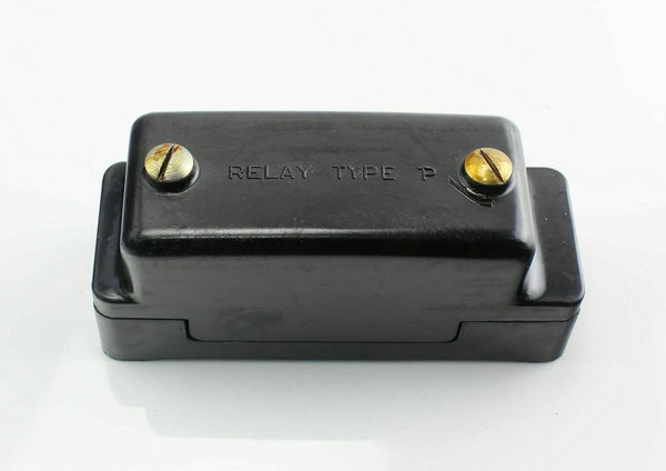 Magnetic Switch Relay Type P 5C/1722 24V Electronic RAF Vintage Aircraft Spare