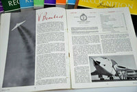The Royal Observer Corps Recognition Journal Vol 1 No's 1-12 (1959)