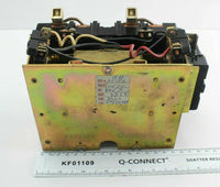 Magnetic Starter Contactor Size 2 Model 55 Arrow Hart 115V DC Ex-RAF Aircraft